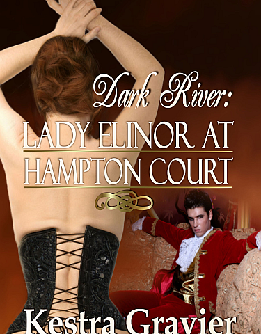 Dark River Lady Elinor at Hampton Court